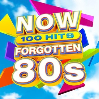 Now 100 Hits: Forgotten 80s