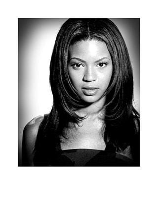 Beyonce: Destiny's Child Print (20x25cm)
