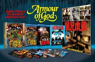 Armour of God Deluxe Collector's Edition