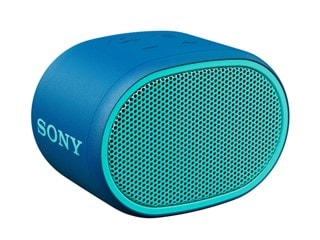 Sony SRSXB01 Blue Bluetooth Speaker