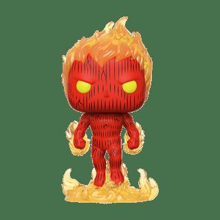Human Torch (559) Fantastic Four: Marvel Pop Vinyl