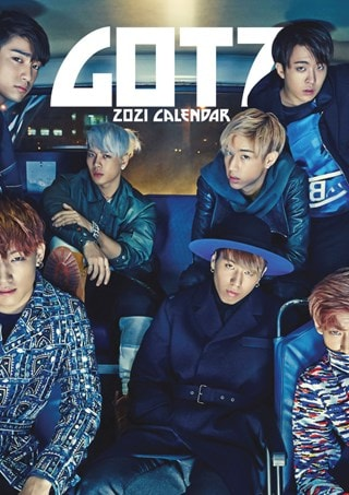 GOT7 : Unofficial A3 2021 Calendar