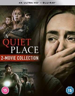 A Quiet Place: 2-movie Collection