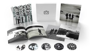All That You Can't Leave Behind - 20th Anniversary - Super Deluxe Edition CD Set