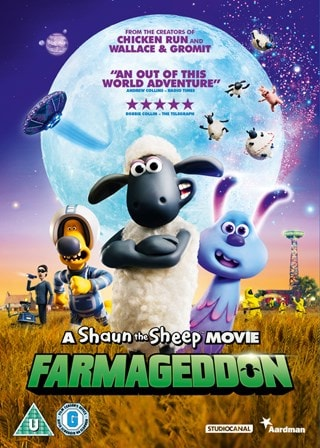 A Shaun the Sheep Movie - Farmageddon