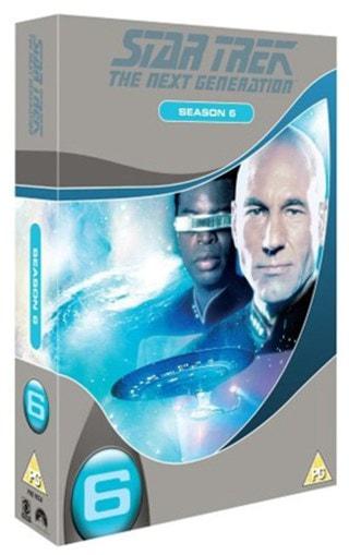 Star Trek the Next Generation: The Complete Season 6