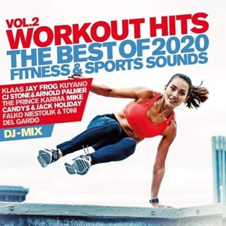 Workout Hits: The Best of 2020 Fitness & Sports Sounds - Volume 2