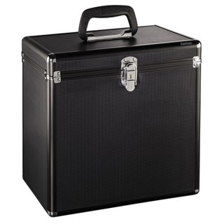 Hama Black LP Storage Case