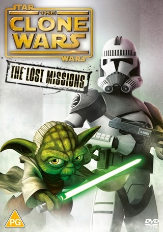 Star Wars - The Clone Wars: The Lost Missions