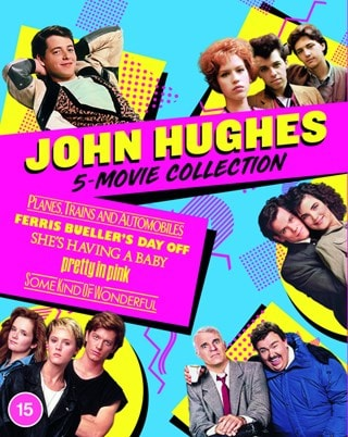 John Hughes: 5-movie Collection