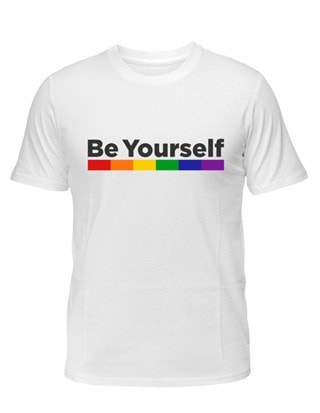 LGBT Pride: Be Yourself