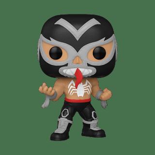 El Venenoide: Venom (707): Lucha Libre: Marvel Pop Vinyl