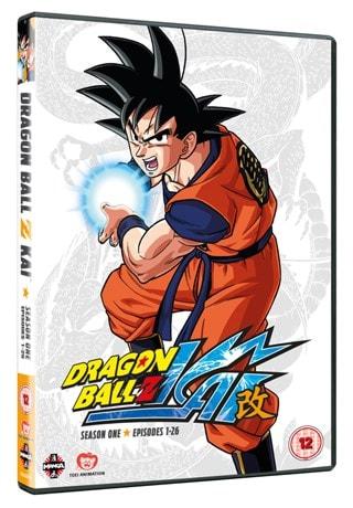 Dragon Ball Z KAI: Season 1