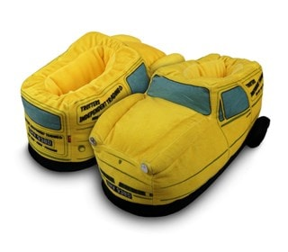 Only Fools And Horses: Robin Reliant 3D Large Unisex (UK 8-10) Slippers