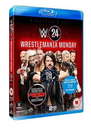 WWE: Wrestlemania Monday