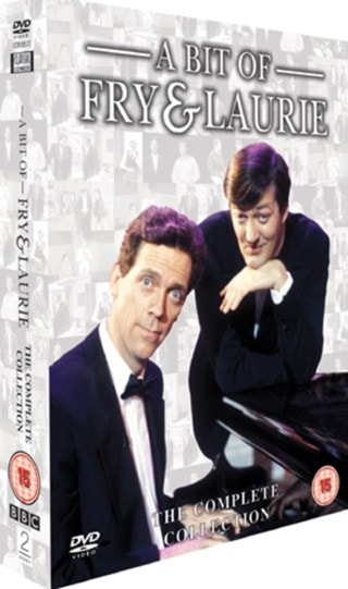 A Bit of Fry and Laurie: The Complete Collection