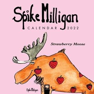 Spike Milligan Square 2022 Calendar