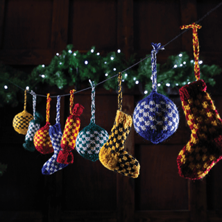 Harry Potter: Christmas Decorations Kit: Knit Kit: Hero Collector