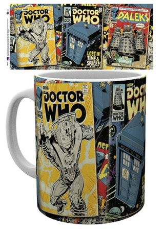 Doctor Who: Comics