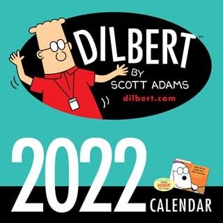 Dilbert Square 2022 Calendar
