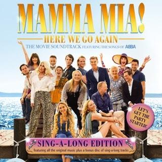 Mamma Mia! Here We Go Again: Sing-a-long Version