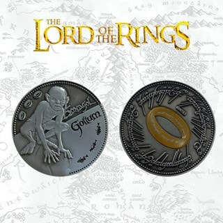 The Lord of the Rings: Gollum Limited Edition Coin