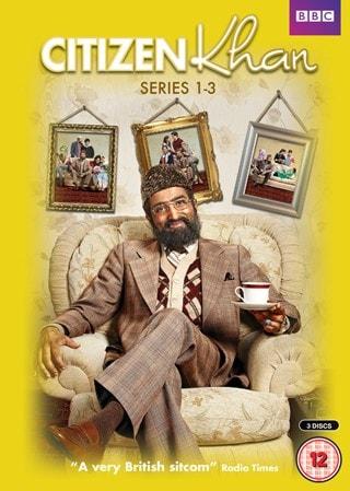 Citizen Khan: Series 1-3