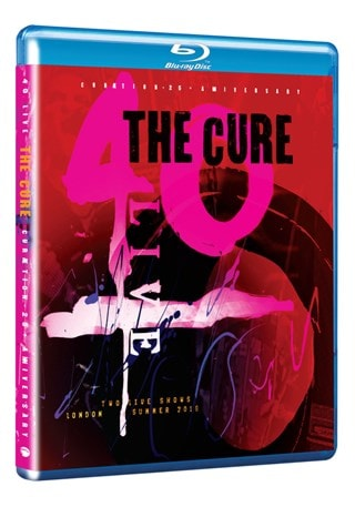 The Cure: 40 Live - Cureation-25 + Anniversary