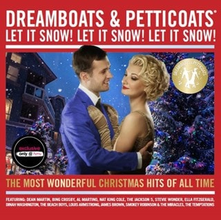 Dreamboats and Petticoats: Let It Snow! Let It Snow! Let It Snow!