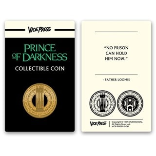 Prince Of Darkness: Collector's Coin