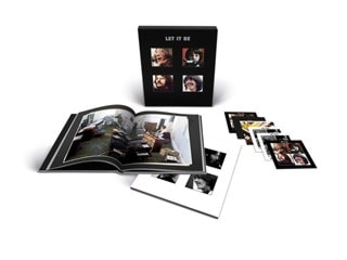 Let It Be: Special Edition - Super Deluxe 5CD + Blu-ray