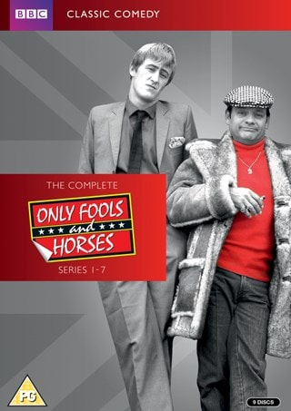 Only Fools and Horses: Complete Series 1-7 (hmv Exclusive)