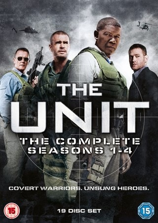 The Unit: Seasons 1-4