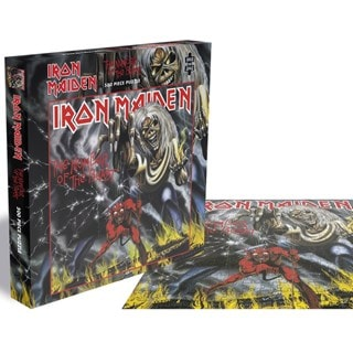 Iron Maiden - The Number Of The Beast: 500 Piece Jigsaw Puzzle