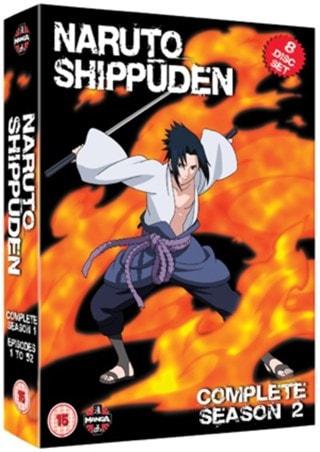 Naruto - Shippuden: Complete Series 2