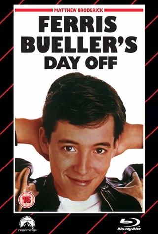 Ferris Bueller's Day Off - VHS Range (hmv Exclusive)