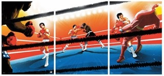 Rocky 45th Anniversary Limited Edition Art Prints (Set of 3)