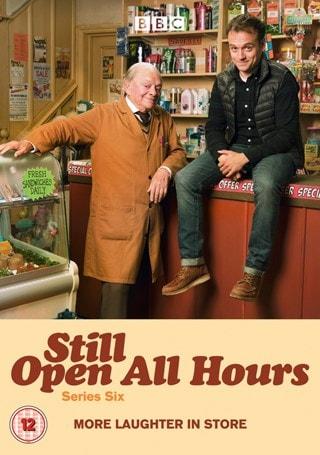 Still Open All Hours: Series Six
