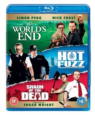 Shaun of the Dead/Hot Fuzz/The World's End