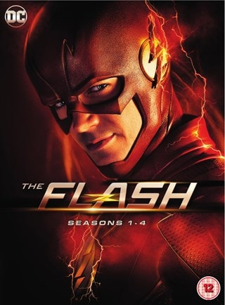 The Flash: Seasons 1-4