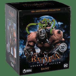Bane (Special): Batman Arkham Asylum 1:16 Figurine With Magazine: Hero Collector