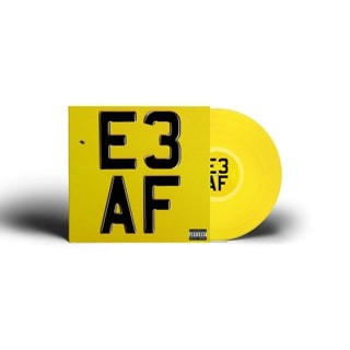 E3 AF - Limited Edition Yellow Vinyl