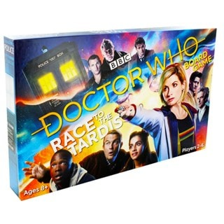 Doctor Who: Race To The Tardis