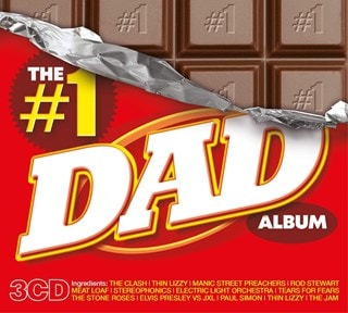 The #1 Album: Dad