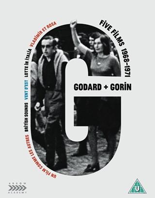 Jean-Luc Godard & Jean-Pierre Gorin: Five Films 1968-1971