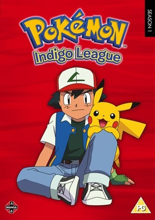 Pokemon - Indigo League: Season 1