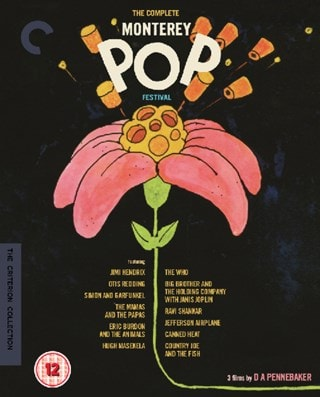 The Complete Monterey Pop Festival - The Criterion Collection