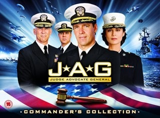 JAG: The Complete Seasons 1-10