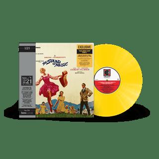 "The Sound of Music (hmv Exclusive) the 1921 Centenary Edition ""Golden Sun"" Vinyl"