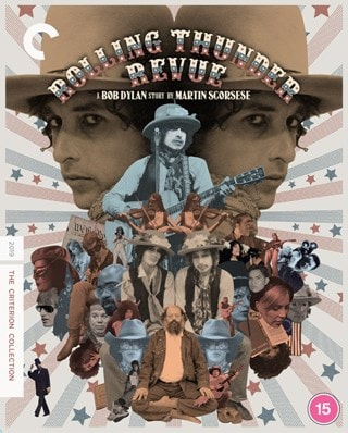 Rolling Thunder Revue - The Criterion Collection